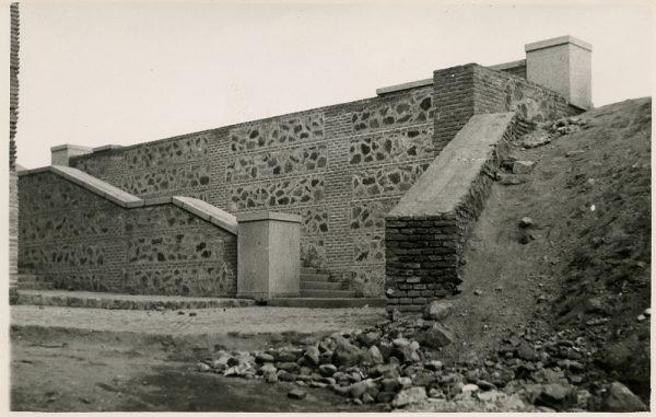 MMH-176-Urbanización de la cuesta de Capuchinos_ca 1955
