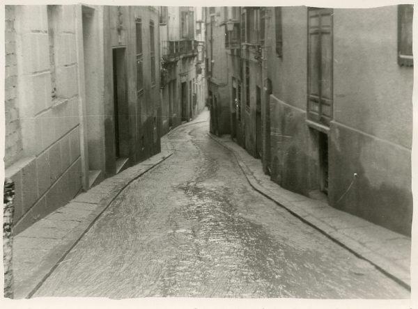 MMH-192-Vista de la calle de Nuncio Viejo_ca 1960 - Fot Celestino