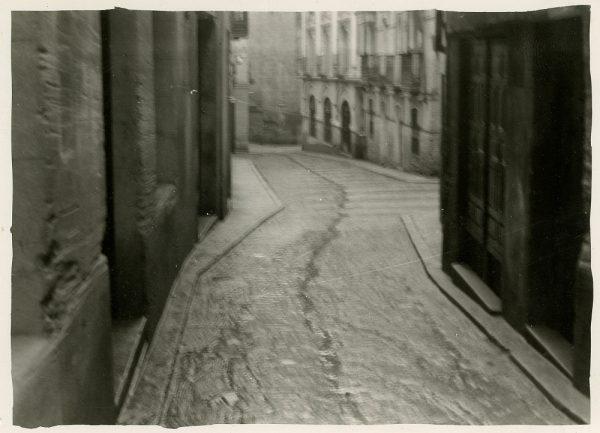 MMH-193-Vista de la calle de Nuncio Viejo_ca 1960 - Fot Celestino