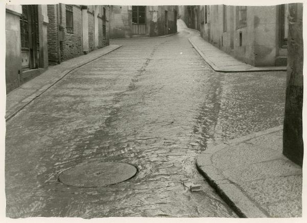 MMH-195-Vista de la calle de Nuncio Viejo_ca 1960 - Fot Celestino