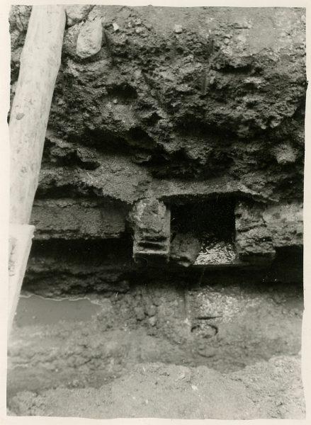 MMH-198-Obras de urbanización en la calle Jardines_1959 - Fot Celestino