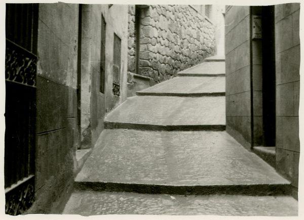 MMH-244-Obras de urbanización en la cuesta de la Sal_1960 - Fot Celestino