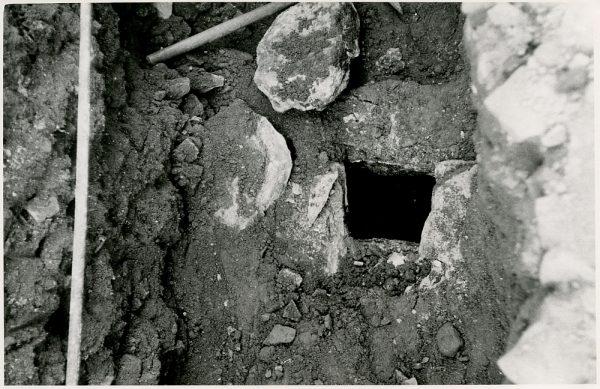 MMH-361-Obras de urbanización en la plaza de la Zarzuela_1960 - Fot Flores