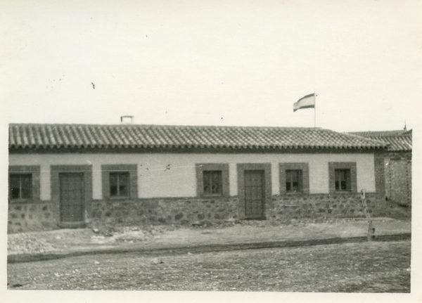 MMH-383-Obras de contrucción de viviendas unifamiliares en Santa Bárbara_1960