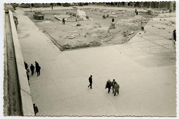 MMH-403-Obras de urbanización de la plaza de Zocodover_1961