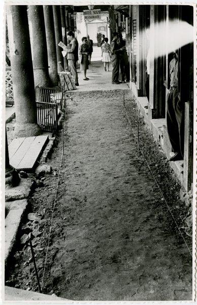 MMH-415-Obras de urbanización de la plaza de Zocodover_1961 - Fot Flores
