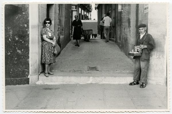 MMH-427-Obras de urbanización de la plaza de Zocodover_1961 - Fot Flores