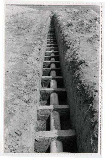MMH-576-Obras de abastecimiento de agua en paraje desconocido_ca 1963 - Fot Flores