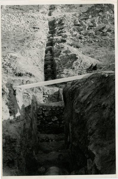 MMH-591-Obras de abastecimiento de agua al Polígono_ca 1967 - Fot Flores