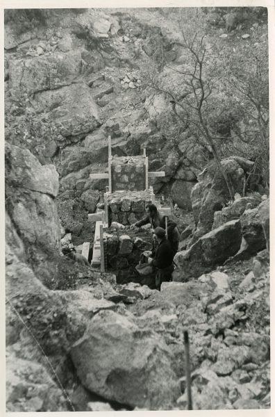 MMH-592-Obras de abastecimiento de agua al Polígono_ca 1967 - Fot Flores