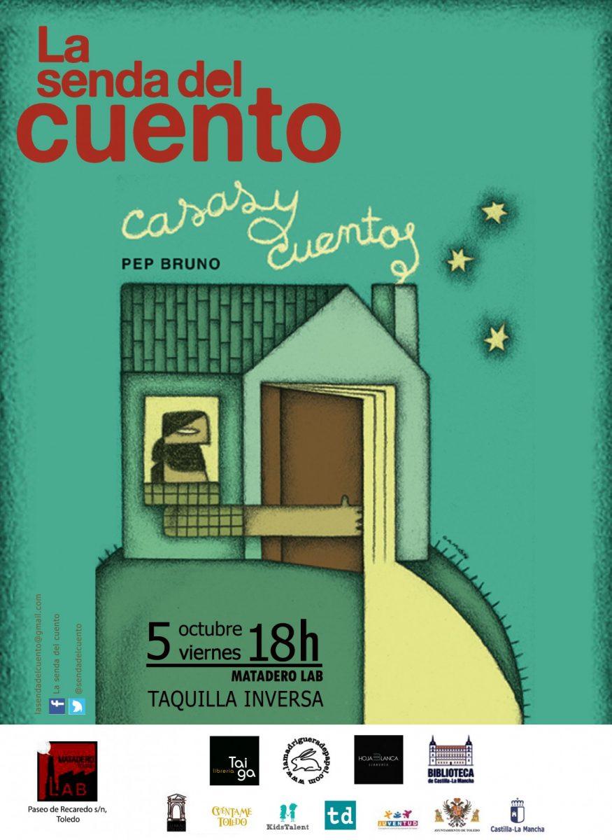 https://www.toledo.es/wp-content/uploads/2018/09/pep-bruno-familias-5-de-octubre-2018-copia-875x1200.jpg. LA SENDA DEL CUENTO