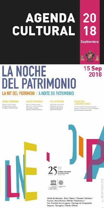 http://www.toledo.es/wp-content/uploads/2018/09/portada-agenda.jpg. Agenda Cultural septiembre 2018