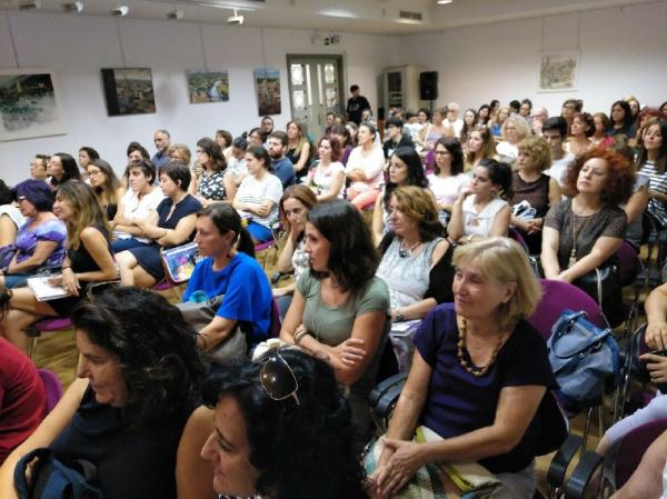 PRESENTACIÓN FEMINISMO PARA PRINCIPIPIANTES NURIA VARELA 2018