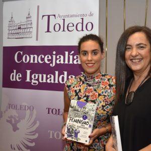 """a Escuela Toledana de Igualdad ofrece la presentación del último libro de Nuria Varela, """"todo un referente del movimiento feminista"""""""