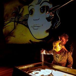 Ciclo de Teatro y Danza en Familia: Sueños de arena
