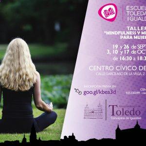Escuela Toledana de Igualdad (ETI): Taller Mindfulness y Meditación  para mujeres