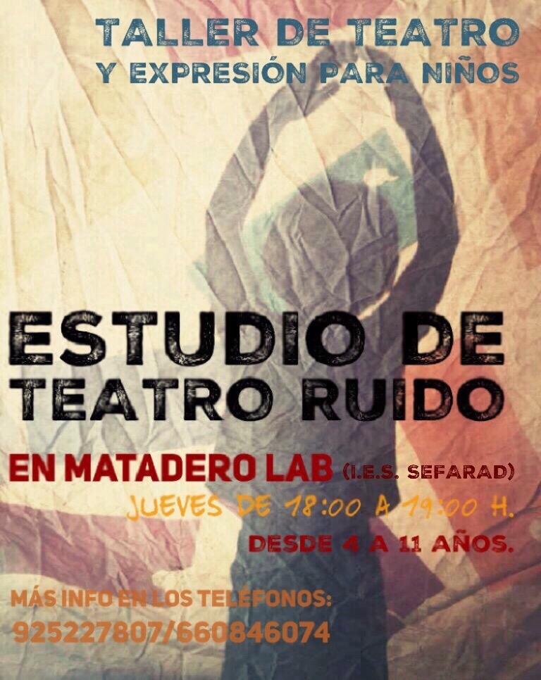 http://www.toledo.es/wp-content/uploads/2018/09/teatro-ninos-etr.jpg. Taller de Teatro y Expresión  para niños