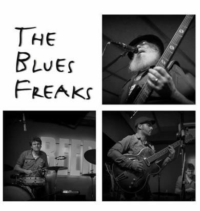 ¡Ya es viernes!. Concierto: The Blues Freaks