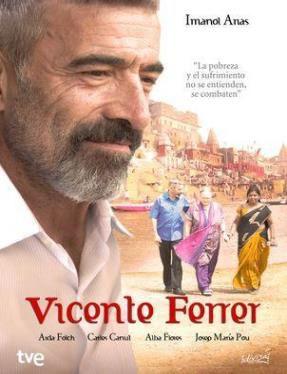 """Ciclo Cine """"Valores de una vida"""": Proyección de la película """"Vicente Ferrer"""""""