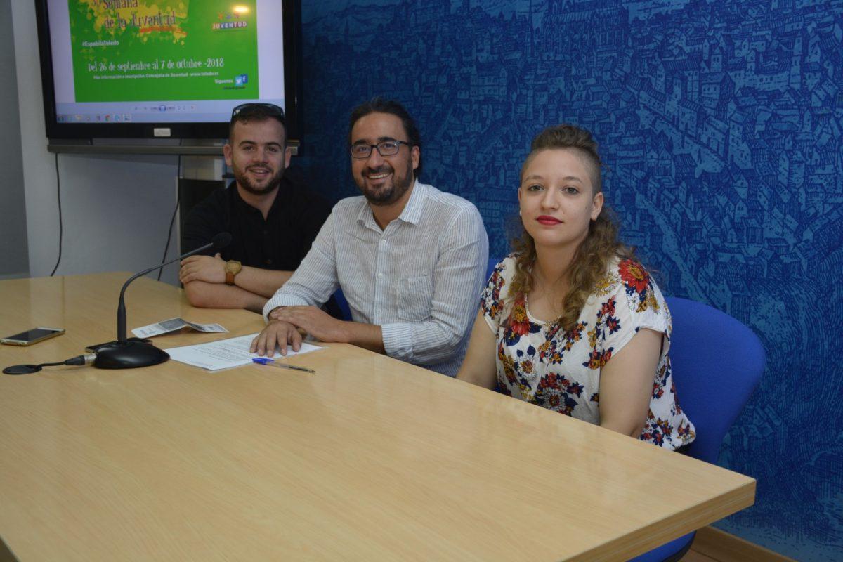 """http://www.toledo.es/wp-content/uploads/2018/09/xxx-semana-de-la-juventud-1200x800.jpg. La XXX Semana de la Juventud cuenta con el """"gran potencial"""" de los y las jóvenes toledanas en los diferentes festivales e iniciativas"""