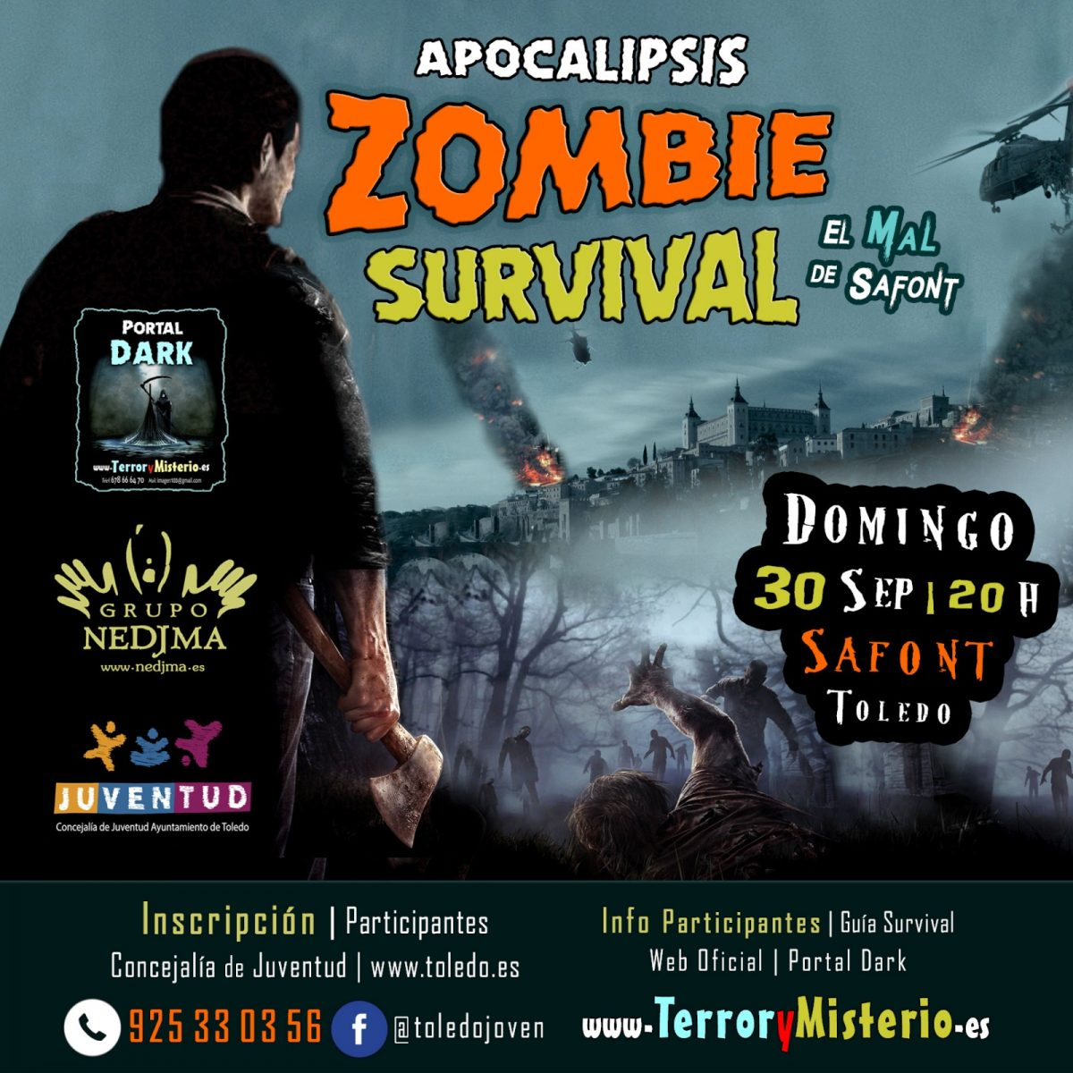 """Apocalipsis Zombi Survival 2018"""
