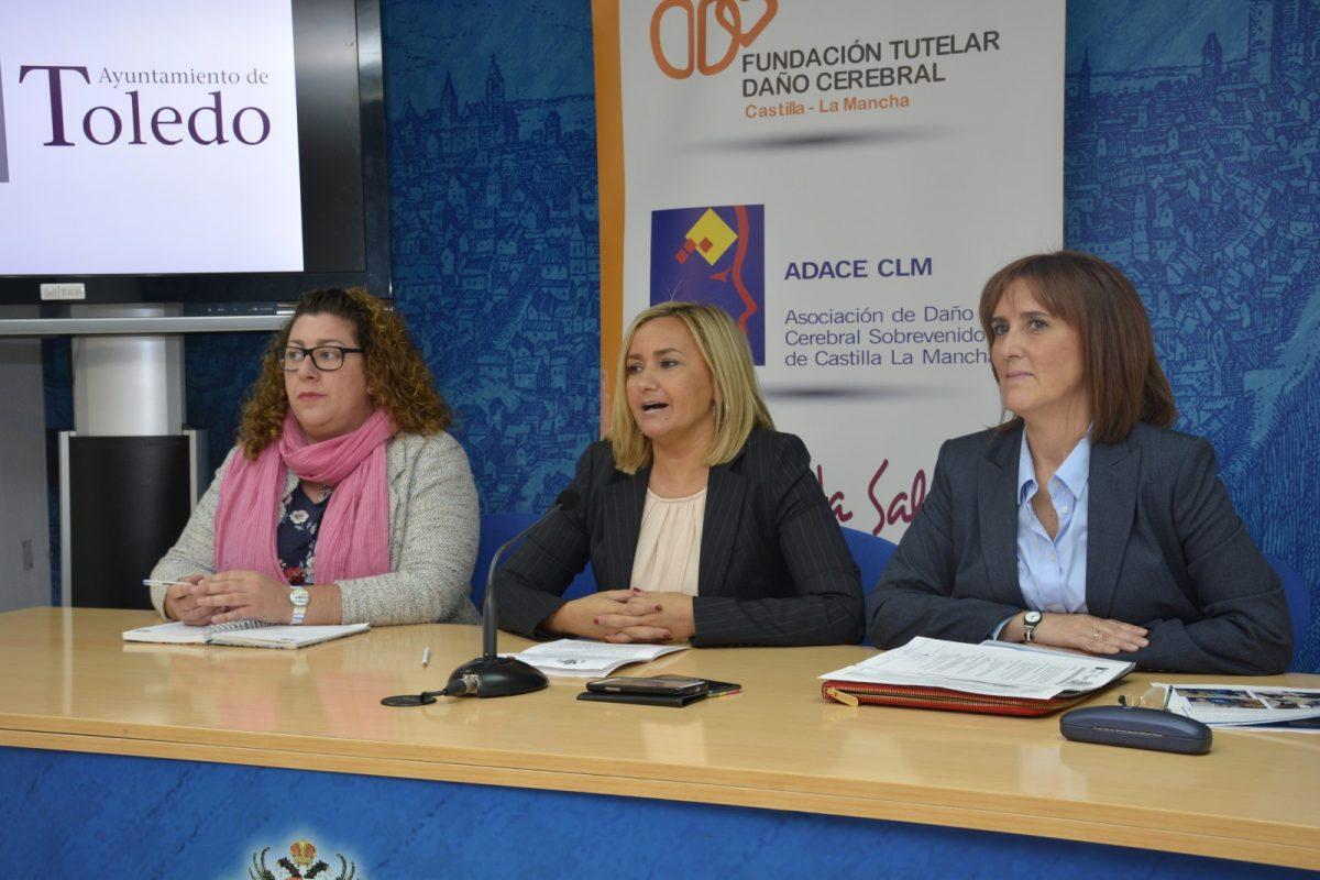 El Ayuntamiento colabora con las tres jornadas de sensibilización e información para conmemorar el Día Mundial del Daño Cerebral
