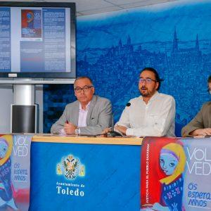 Toledo acoge una jornada el próximo 5 de octubre para que los derechos del pueblo saharaui no se olviden