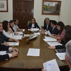 Aprobados nuevos proyectos de obras municipales  y contratos por importe de 680.000 euros