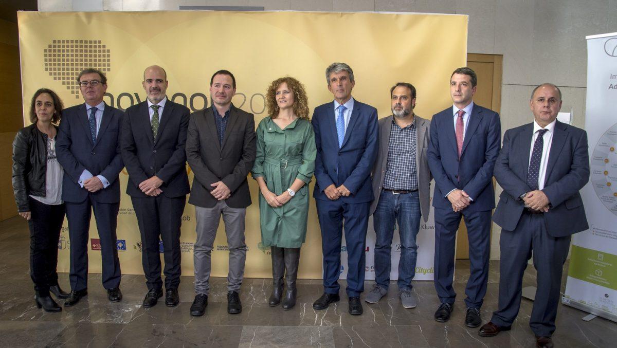 Más de 640 profesionales debaten sobre la modernización de la Administración Pública y la Participación Ciudadana en Toledo