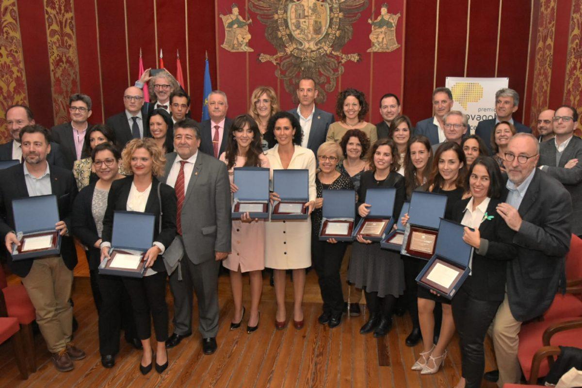 https://www.toledo.es/wp-content/uploads/2018/10/01-premios-novagob-1200x800.jpeg. El Gobierno municipal pone en valor el esfuerzo y la capacidad de los galardonados en los 'Premios NovaGob 2018 a la Excelencia'