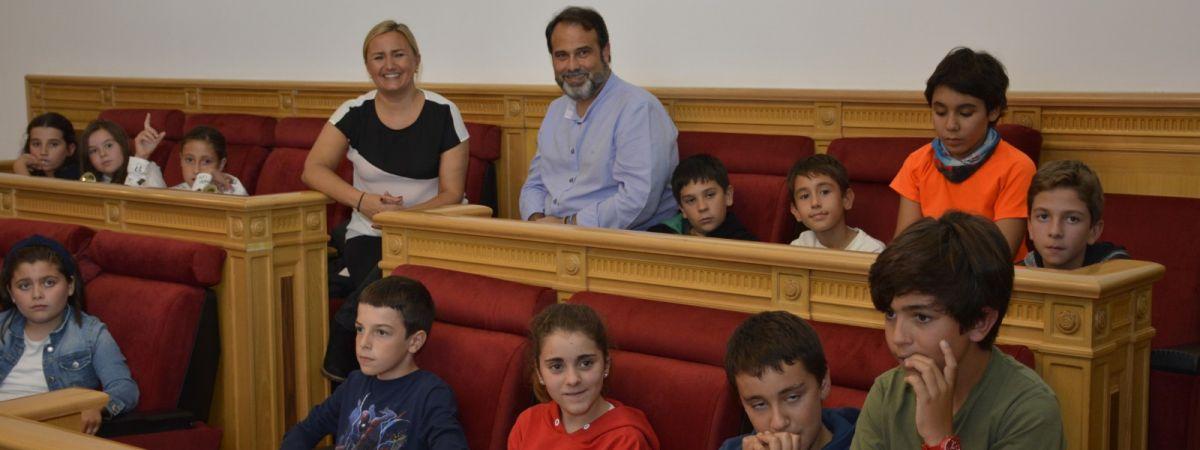 El Consejo de Participación Infantil traslada a…