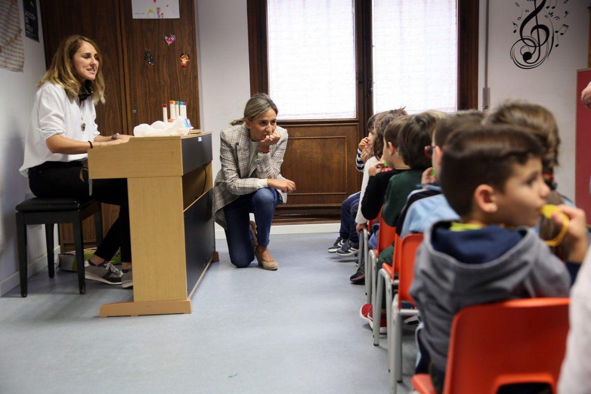 http://www.toledo.es/wp-content/uploads/2018/10/02_escuela_municipal_musica-1200x800.jpg. Milagros Tolón destaca la formación que imparte la Escuela Municipal de Música 'Diego Ortiz' que cuenta con 558 matriculados