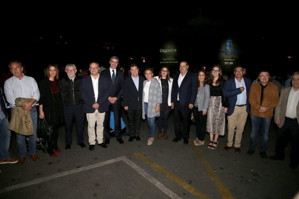 """https://www.toledo.es/wp-content/uploads/2018/10/02_espectaculo_constitucion-1200x800.jpg. """"Memoria y Concordia"""" recuerda en Bisagra el """"gran consenso"""" que alcanzó la Constitución y que consolidó la Transición"""