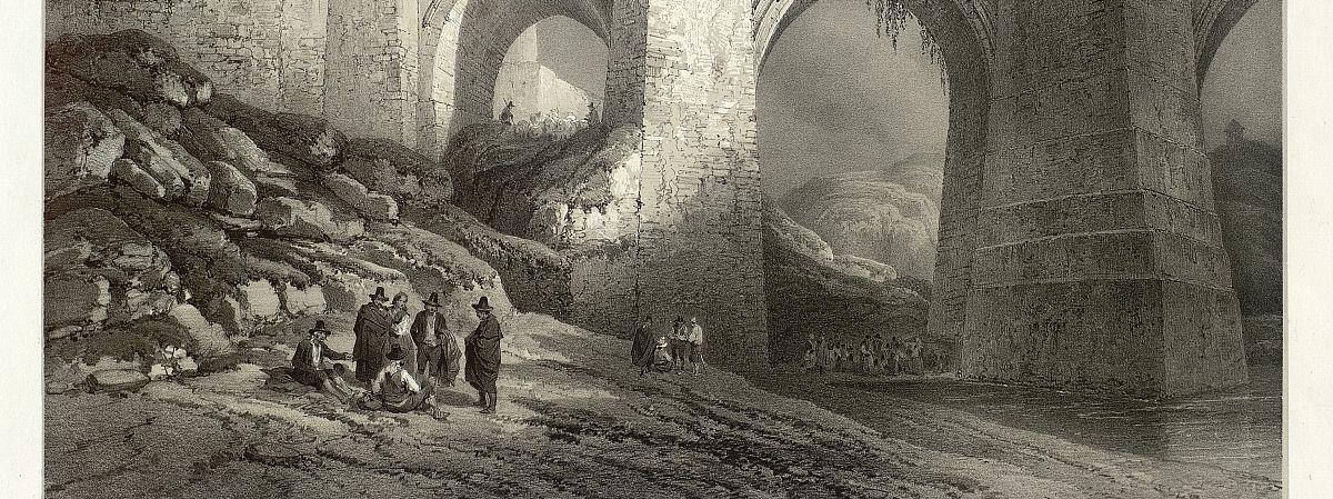 Toledo en los grabados de Genaro Pérez…