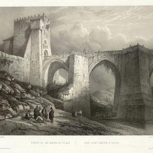 oledo en los grabados de Genaro Pérez Villaamil (1842-1850)
