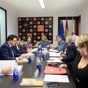 El Consorcio aprueba la propuesta de la mesa de contratación para ejecutar las obras de la nueva sala del Teatro de Rojas 'El Cafetín'