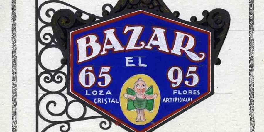 De escaparates por Toledo, 1983 y 2018.…