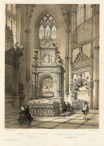 23_Capilla de San Ildefonso en la Catedral de Toledo