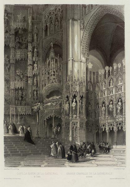 28_Capilla Mayor de la Catedral de Toledo