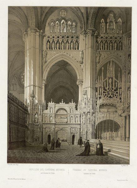29_Sepulcro del Cardenal Mendoza en la Catedral de Toledo