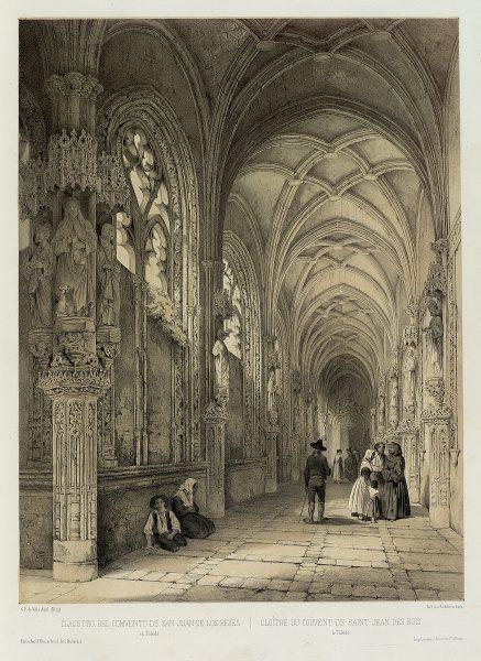 35_Convento de San Juan de los Reyes en Toledo