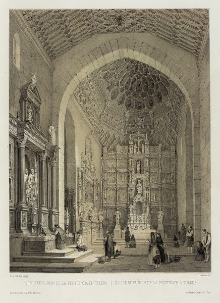 39_Iglesia de San Juan de la Penitencia en Toledo