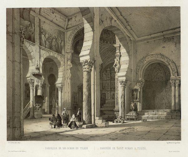 41_Parroquia de San Román en Toledo