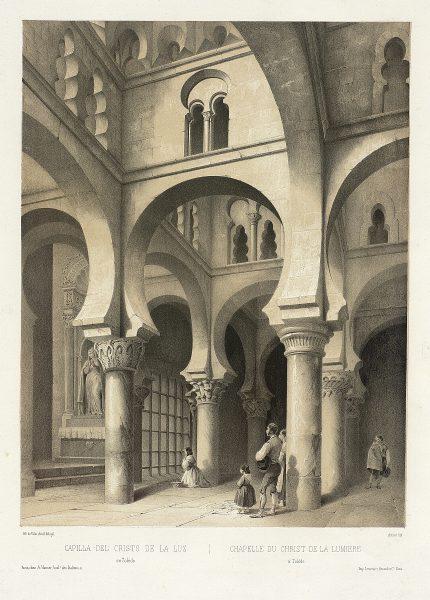 43_Capilla del Cristo de la Luz en Toledo