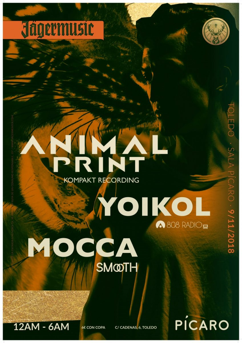 SMOOTH.-.ANIMAL PRINT.MUSIC-JAGER.