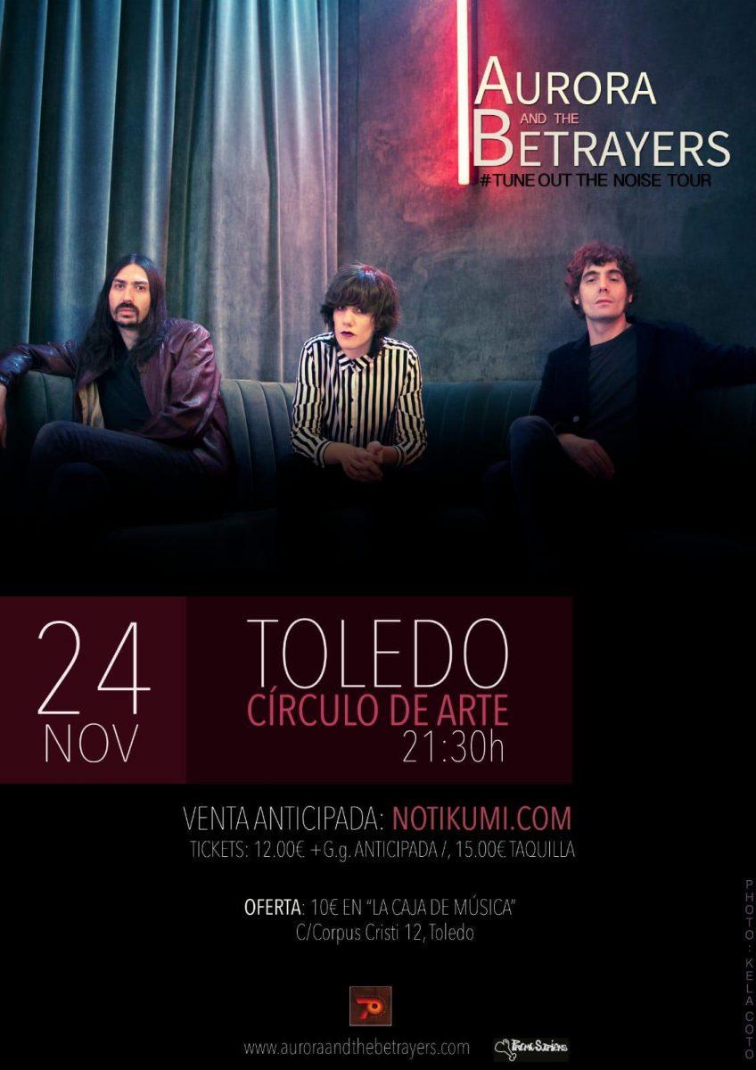 http://www.toledo.es/wp-content/uploads/2018/10/aurora-benayas-848x1200.jpg. AURORA & THE BETRAYERS