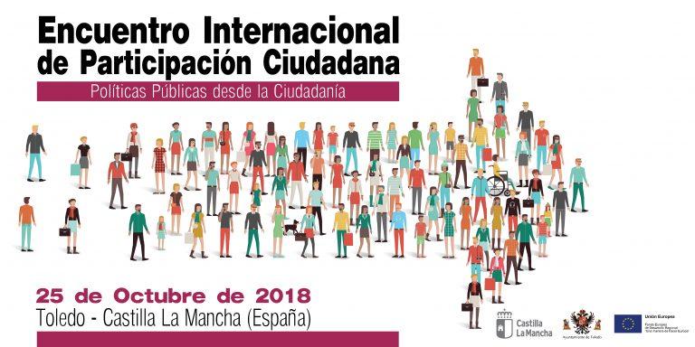 http://www.toledo.es/wp-content/uploads/2018/10/banner-2-1-768x384.jpg. La participación activa de la ciudadanía y el cogobierno centrarán este jueves el I Congreso Internacional de Participación Ciudadana