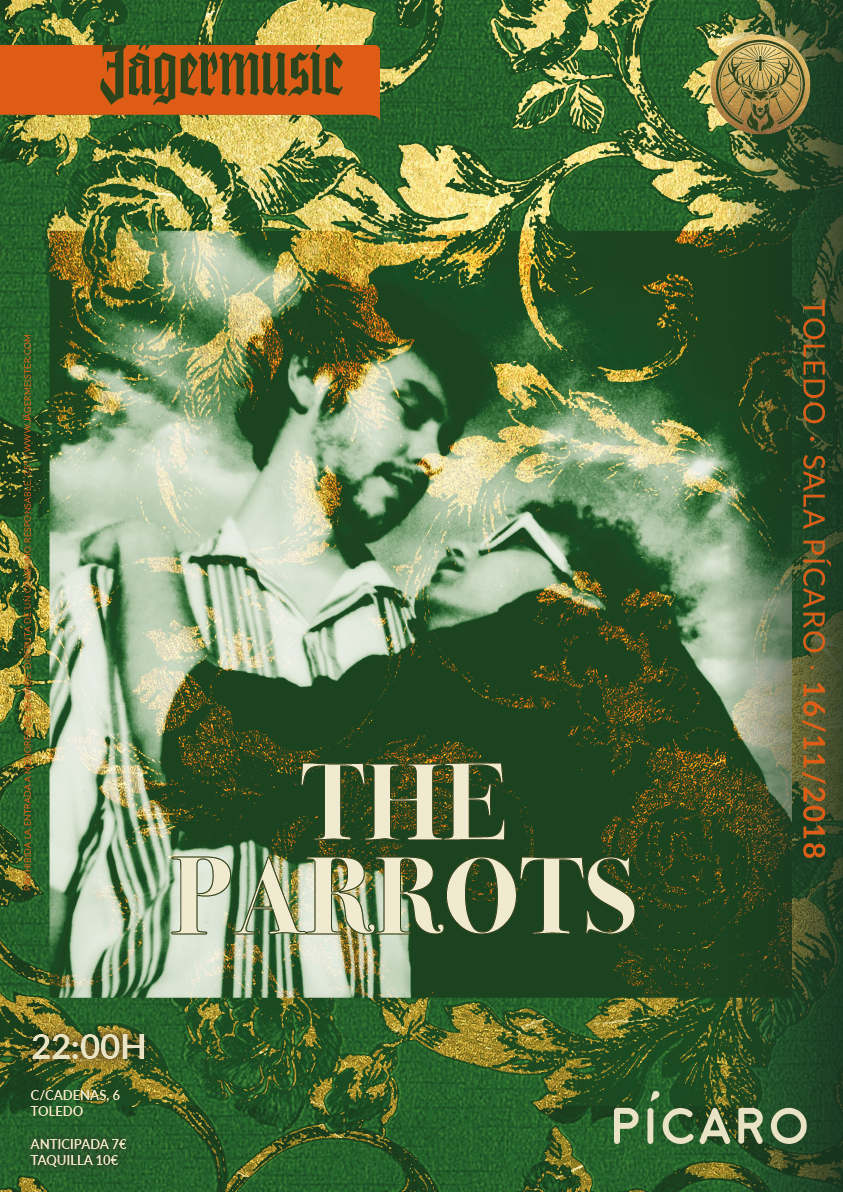 THE PARROTS – MUSIC JAGGER.