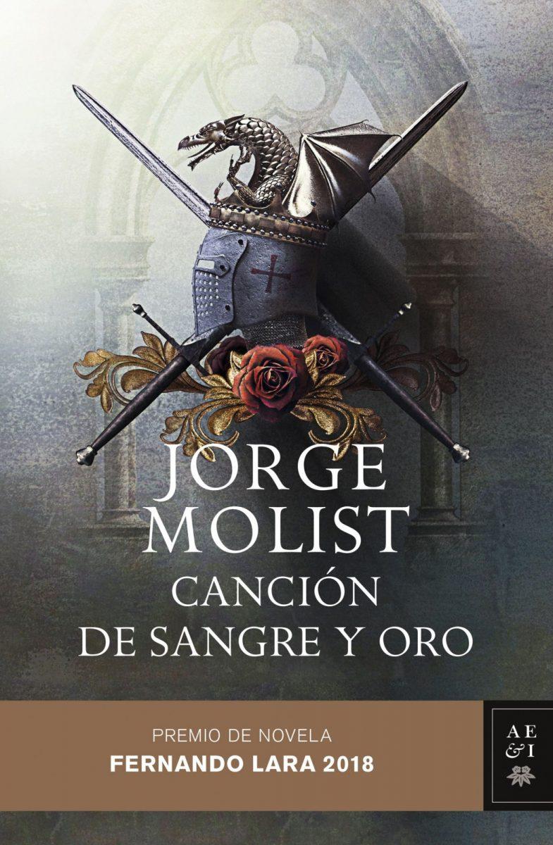 https://www.toledo.es/wp-content/uploads/2018/10/cancion-de-sangre-y-oro-molist-785x1200.jpg. NOVELA HISTÓRICA (Octubre 2018)