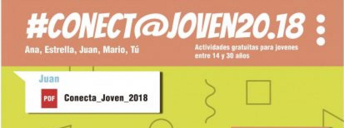 Conect@ Joven 2018